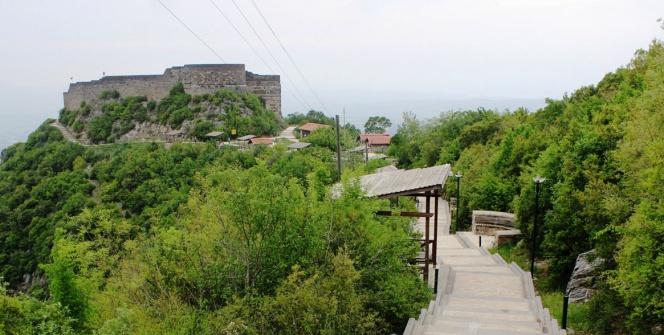 Osmaniye Harun Reşit Kalesi