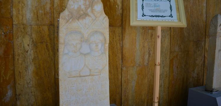 Malatya Arkeoloji Müzesi'nin en popüler mezar taşı