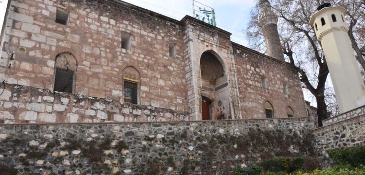 Tarihi Kentler Birliği'nden Manisa Ulucami restorasyon projesine ödül