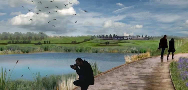 Hitit Barajı ve Arkeopark'ın yüzde 65'i bitirildi