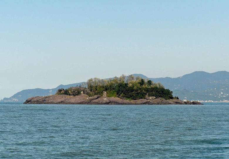 Giresun Adası tarihi efsaneleri yaşatıyor