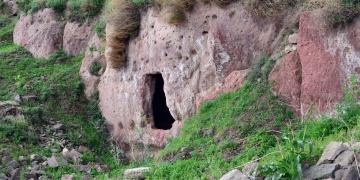 Kayseride 52 odalı yeraltı şehri bulundu