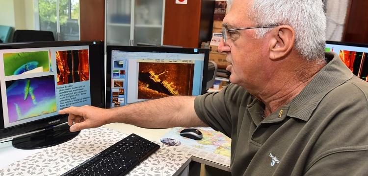 İzmir Körfezi'nde Sualtı Arkeolojisi için önemli keşif
