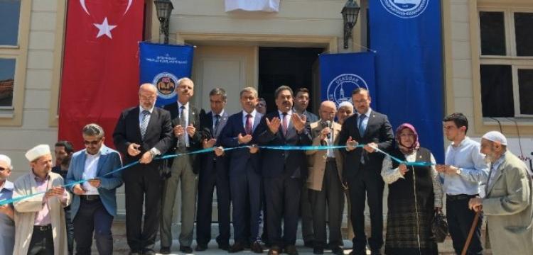 Üsküdar Kaptanpaşa Camisi'nin Restorasyonu bitti