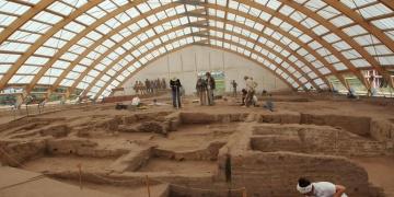 Çatalhöyük arkeoloji kazılarının 25 yılı dijitale taşınıyor