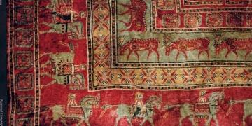 Erol Yıldır: Pazırık halısı, dünyanın en eski halısı