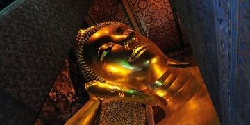 Hindistanda çalınan tarihi Buda heykeli bulundu