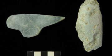 Maya ayinlerinde kullanılan yeşim taşları bulundu
