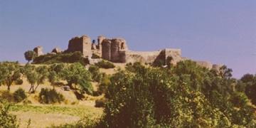 Yalovada arkeoloji alanı tarihi kalede kaçak kazı