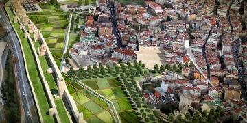 Yedikule Bostanlarını Kentsel Tarım Parkı yapacak proje onaylandı