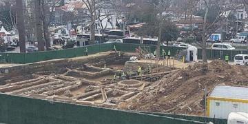 Beşiktaş metrosundaki arkeolojik kalıntılar haberi kafa karıştırdı