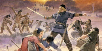 Viking efsanesi, Portland katliamı ve tarihi doğru yorumlamanın önemi