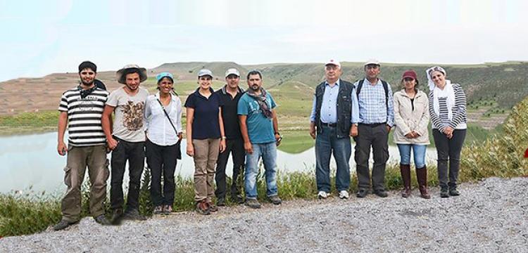 Yozgat'ta 13 tane yeni arkeolojik sit alanı tespit edildi
