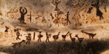 Prehistorik mağara resimleri; sanat mı, ayin işareti mi, iletişim dili mi?