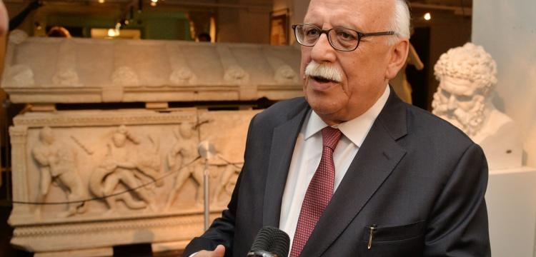 Bakan Nabi Avcı: Tarihi eser kaçakçılığında en mağdur ülkeyiz