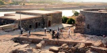 Cizre İçkalede 2017 arkeoloji kazıları başladı