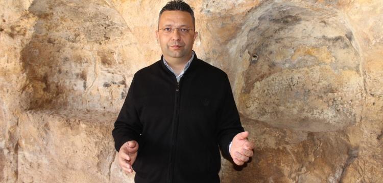 Yrd. Doç. Dr. Aytaç Coşkun, Zerzevan arkeoloji kazılarını anlattı