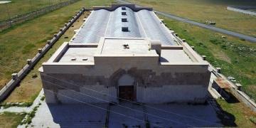 İpekyoluda bir Selçuklu mirası: Ejder Kervansarayı