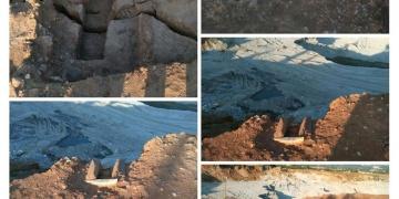 350 Türkiyeden antik bebek mezarları iddiası