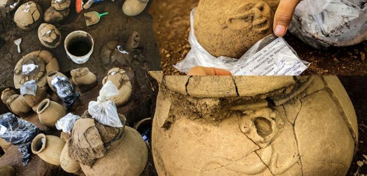 Nikaragua'da 1,200 yıllık mezarlık bulundu