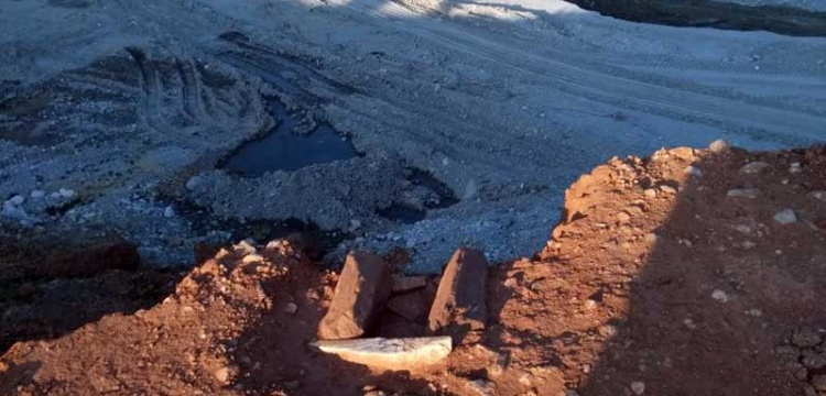 Yatağan'daki antik çocuk mezarları için yetkililer bekleniyor