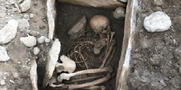 İsviçrede Neolitik çağ köy kalıntısı bulundu