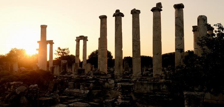Aşk ve güzellik tanrıçası Afrodit'e adanan kent: Afrodisyas