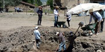 Sebastapolis Antik Kentinde arkeolojik kazı bir asır sürebilir