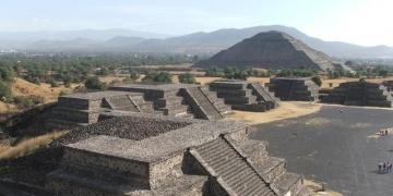 Aztek Antik şehrinin adını değiştirmişler