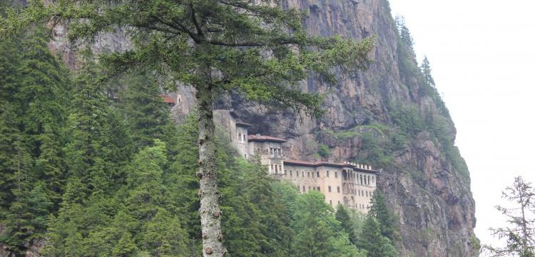 Sümela Manastırı'nın çile odaları bulundu