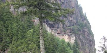 Sümela Manastırı 18 Mayısta ziyarete açılıyor