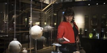 Büyükelçi Marin Mottus, Arkeoloji ve Sanat Müzesi tiryakisi