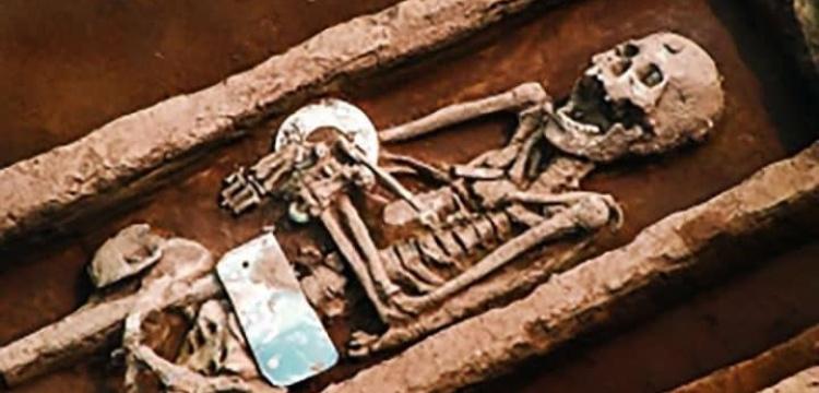 Çin'deki devler mezarlığında arkeolojik kazılar sürüyor