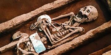Çindeki devler mezarlığında arkeolojik kazılar sürüyor