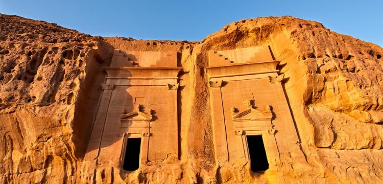 Suudi Arabistan'ın saklı şehri: Mada'in Saleh Arkeolojik Alanı