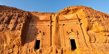 Suudi Arabistanın saklı şehri: Madain Saleh Arkeolojik Alanı