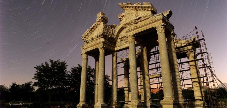 Afrodisyas UNESCO Dünya Miras Listesi'ne Girdi