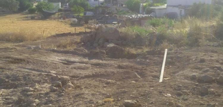 Didim'de arkeolojik sit alanına jeotarmal kuyusu kazıldı