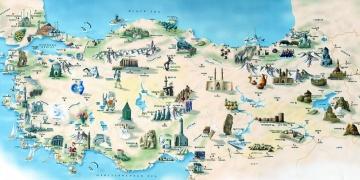 130 ülkede 200 noktada We Go To Turkey deme hazırlığı