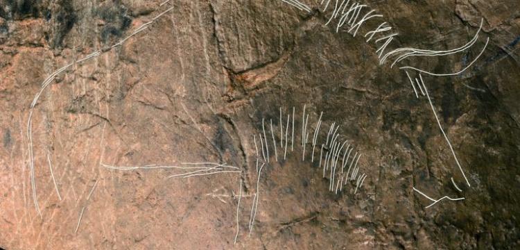 14 bin yıllık mağara resimleri farklı sanat tekniği ile şaşırttı
