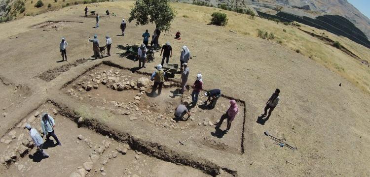 Boncuklu Tarla'da arkeoloji kazıları başladı