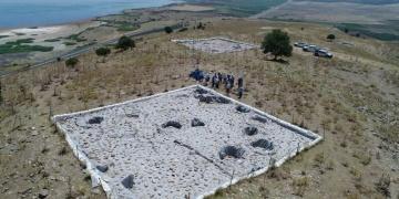 Kaymakçı Arkeoloji Projesine Manisa Büyükşehir Belediyesi desteği