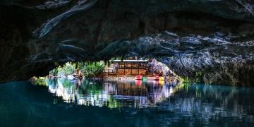 Antalyanın mevsimlere sığmayan güzellikleri