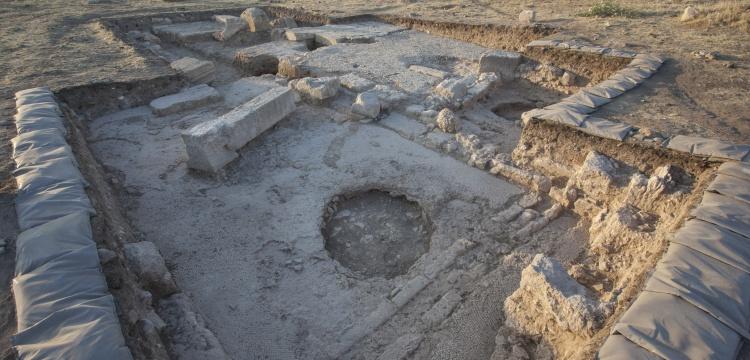 Karkamış Antik Kenti 2027 arkeoloji kazısının ilk etabı bitti