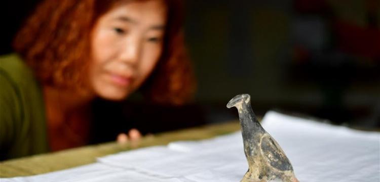 Çin'de bulunan kuş totemi 3.800 yıllık çıktı