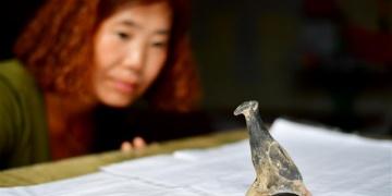 Çinde bulunan kuş totemi 3.800 yıllık çıktı