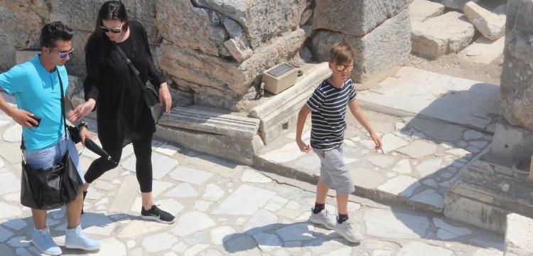 Efes Antik Kenti, Liv Tyler'i ağırladı