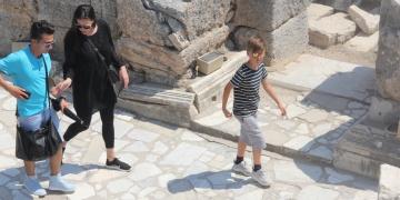 Efes Antik Kenti, Liv Tyleri ağırladı