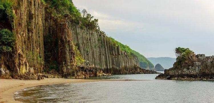 Bartın'ın 80 milyon yıllık lav sütunları turizme açılacak