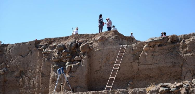 Kilis'teki Oylum Höyük'te 2017 arkeoloji kazıları başladı
